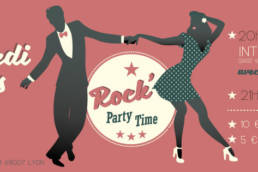 Rock' Party Time au LADC